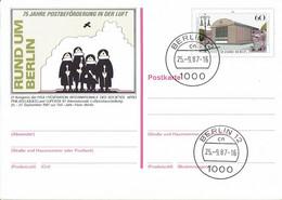 Germany / Berlin - Ganzsache Postkarte Gestempelt / Postcard Used (g1022) - Postkarten - Gebraucht