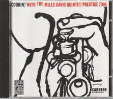 Miles Davis - COOKIN' - 4 Titres - Jazz