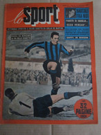 # LO SPORT N 6 -1953 COVER SAMPDORIA -- BONIPERTI / BARTALI - Sport