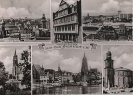 Frankfurt Main - 6 Bilder - Frankfurt A. Main