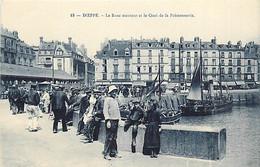 76* DIEPPE  Le Banc Menteur MA80-1357 - Dieppe