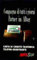 G AA 20 C&C 1234 SCHEDA TELEFONICA NUOVA MAGNETIZZATA COMPAGNA 12.94 2.000 L. - Pubbliche Speciali O Commemorative