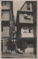 Frankfurt Main - Rapunzelgässchen - Ca. 1950 - Frankfurt A. Main