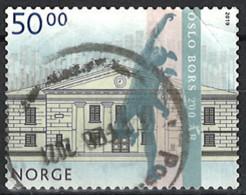 Norwegen Norway 2019. Mi.Nr. 1993, Used O - Usados