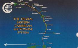 1CCMA The Digital Eastern Caribbean Microwave System - Autres - Océanie