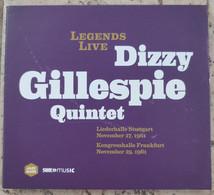 Dizzy Gillespie Quintet (1961) Legends Live (101711) - Jazz