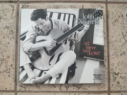 John Pizzarelli (2000) Let There Be Love (CD-83518) - Jazz