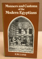 Account Of The Manners And Customs Of The Modern Egyptians - Non Classificati