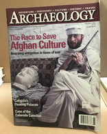 Archeology / The Race To Save Afghan Culture - Non Classificati