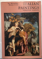 Italian Paintings Ventian School (107 Planches Hors Texte) - Non Classificati