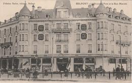 LE NOUVEAU PONT ET LE BON MARCHE - Belfort - City