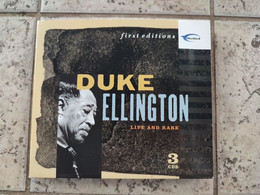 Duke Ellington (2002) Live And Rare (09026 63953 2) - Jazz