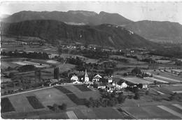 74 - Hte Haute Savoie - CPSM - St Saint CERGUES - MARGENCEL - Vue Générale Aérienne - Au Fond Les Voirons - - Autres Communes