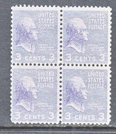 U.S. 807    **    PREXIE  UNDER INKED - Varietà, Errori & Curiosità