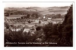 Valkenburg - Panorama Vanaf De Schaesberg Op Oud Valkenburg - édit. Simons  + Verso - Valkenburg
