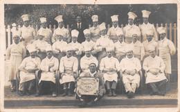 Deauville - Carte Photo - Photo De Groupe Du Personnel -  Royal Deauville - Saison 1924 - Deauville