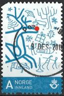 Norwegen Norway 2007. Mi.Nr. 1632, Used O - Usados