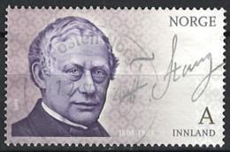 Norwegen Norway 2008. Mi.Nr. 1647, Used O - Usados
