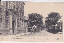 Clermont Ferrand Avenue De La Croix Morel Lycée Jeanne D'Arc - Clermont Ferrand