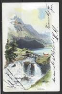 Carte P De 1903 ( Innfall ) - Autres