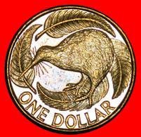 * GREAT BRITAIN KIWI BIRD (1999-2021): NEW ZEALAND ★ 1 DOLLAR 2010! LOW START ★ NO RESERVE! - Nuova Zelanda