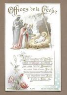 IMAGE PIEUSE.. édith. Bouasse Lebel M.160.. OFFICES De La CRECHE.. ROIS MAGES - Devotion Images