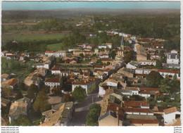 SAINT MEDARD DE GUIZIERES VUE GENERALE AERIENNE CPSM GM TBE - Other Municipalities