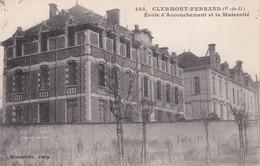 Clermont Ferrand École D'Accouchement Et La Maternité - Clermont Ferrand