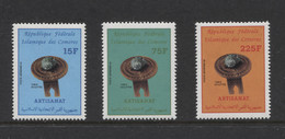 Comoros 1995 Arts And Crafts 3 Values MNH__(13) - Comoren (1975-...)