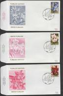 FDC :  Nr 2163/65 Stempel:  9000 Gent - 1981-90
