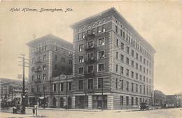 Hotel Hillman, Birmingham, Ala. - Andere