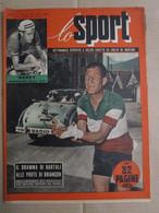 # LO SPORT N 31 -1953  COVER MAGNINI FIORENTINA - ATALA / BARTALI / VARIE CICLISMO - Sport
