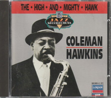 COLEMAN HAWKINS - The High Mighty Hawk -  6 Titres - Jazz