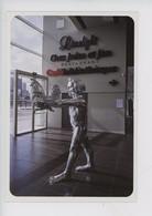 "Martial Raysse ""Rik De Hop La Houppe"" Bronze Aluminium 2005 - Bibliothèque RestaurantJules & Jim Paris - Sculture"