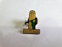 PINS GOLF DE CASTELNAUD DE  GRATECAMBE  VILLENEUVE SUR LOT 47 LOT ET GARONNE / 33NAT - Golf
