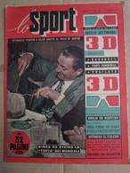 # LO SPORT N 34 -1953  BINDA / BASEBALL / PUGILATO / VARIE CICLISMO - Sport