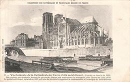 PARIS : LA CATHEDRALE - Andere