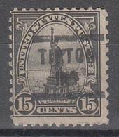 USA Precancel Vorausentwertungen Preos, Locals Indiana, Tipton 696-574 - Vorausentwertungen