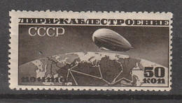 RUSSIE - PA N°25 * (1931) Dirigeables : 10,5/12 - Nuovi