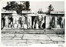 CPSM Athens-Relief Des Bachus-Beau Timbre   L970 - Grèce