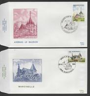 FDC :  Nr 2179/82 Stempel:  Toerisme - 1981-90