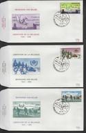 FDC :  Nr 2186/88 Stempel:  Brussel 1040 Bruxelles - 1981-90
