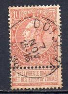 57 Gestempeld  DOISCHE - COBA 15 Euro - 1893-1900 Thin Beard