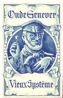 Etiket Etiquette - Jenever Genever Genièvre - Oude Jenever - Unclassified