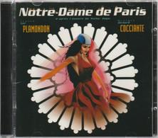 NOTRE-DAME De PARIS  -  16 Titres - Musicals