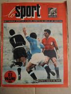 # LO SPORT N 49 -1953 INTER NAPOLI 2-0 / ROMA LAZIO 1-1 - Sport