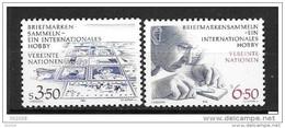 1986 - 60 à 61**MNH - La Philatélie Passe-temps Internationale - Unused Stamps