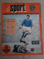 # LO SPORT N 20 -1952 SILVIO PIOLA / INSERTO GIRO D'ITALIA - Sport