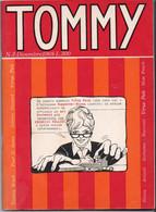 Tommy (Corno 1968) N. 3 - Non Classificati