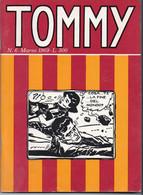 Tommy (Corno 1969) N. 6 - Non Classificati